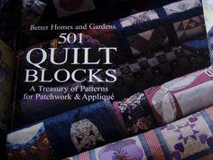 501 quilt blocks - rosotali roso - Álbuns da web do Picasa