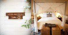 Angela Christensen and Scott Milden's honeymoon was a wine tasting in Santa Ynez, Calif., with 10 Texas friends.