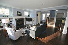living room | Fable Hill | PrattHomes.com