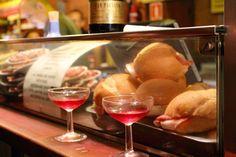 La Xampanyeria, Cava & snacks, Barceloneta - Foodie in Barcelona