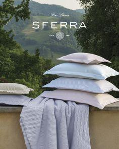 Luxury Home Bedding from @sferralinens