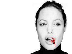 'bloody jollie' still #invertblackandwhite