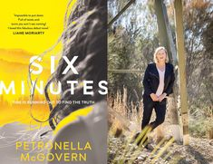 Petronella McGovern's dream of becoming a fiction author comes true with her thrilling debut novel Liane Moriarty, Professional Writing, Fiction Writing, Falling Down, Make Time, Primary School, Creative Writing, Believe In You, Mornings