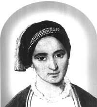 Milica Stojadinovic-Srpkinja (1828 – 1878) was arguably the greatest female Serbian poet of the 19th century. In her youth she became famous for her patriotic poetry, which was concerned with national awakening. She is praised as a foremother of Serbian women writers. Milica is considered the first woman war correspondent in Serbia.