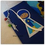 Pirate parrot bookmark - The Supermums Craft Fair