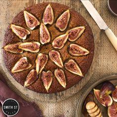 Fig Almond  Honey Cake  Fig Almond  Honey Cake  Smith St Paleo