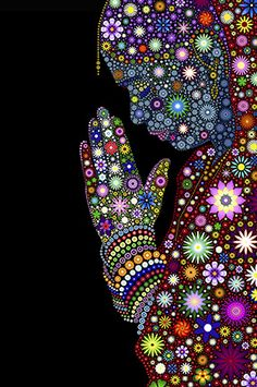 May our heart's garden of awakening bloom with hundreds of flowers. Thich Nhat Hanh