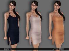 Bill Sims' Little Dress Sims 3 Cc Clothes, Sims 4 Clothing, Female Clothing, Sims 3 Mods, Sims Cc, Sims 3 Cc Finds, Sims 4 Black Hair, Best Sims, Sims 4 Game