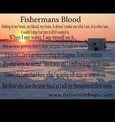 Fisherman's blood fishing <3