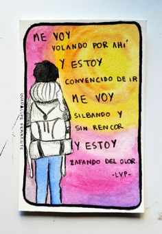 Me voy lvp Music Quotes, Me Quotes, Powerful Quotes, Me On A Map, Rock And Roll, Typography, Letters, Songs, My Love