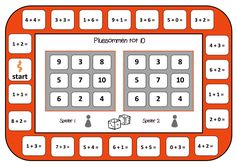 Bingo minsommen - 2 nous taulers de joc: Miss Shanna! Math Games For Kids, Math Activities, Bingo, Numbers For Kids, Daily Math, Math Multiplication, Math Work, Speech Language Therapy, Addition And Subtraction