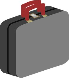 """Themes for Beginners of #Spanish and Travel – """"my suitcase is gray"""" Get updates for learning and teaching languages: http://eepurl.com/_SjJP"""