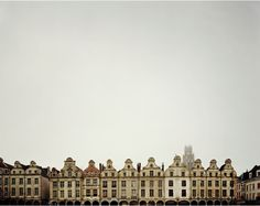 Belgium - I love how the row of houses are squashed together.