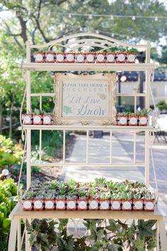 Intimate Evening Garden Wedding Backyard Weddingsspring