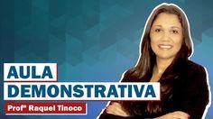 Vídeo 01 - Questões Comentadas de Organização do MP - Prof. Raquel Tinoco