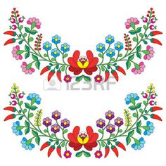 Image from http://us.123rf.com/450wm/redkoala/redkoala1502/redkoala150200039/36922183-hungarian-floral-folk-pattern--kalocsai-embroidery-with-flowers-and-paprika.jpg?ver=6.