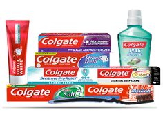 Buy Colgate Products Online  Brushing with Colgate Total is one simple step you can incorporate into your daily routine to help keep your mouth healthy, and it can have a positive effect on your overall health.   http://www.dailyneeds247.com/search#q=colgate&page=1