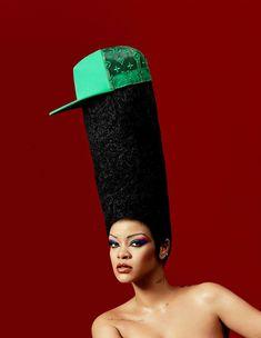 "Couture is Beyond on Twitter: ""Rihanna by Rafael Pavarotti, Dazed, F/W 2021.… "" Rihanna News, Rihanna Fenty, Rihanna Music, Joining The Navy, Dazed Magazine, Fashion Silhouette, Rihanna Style, Green Books, Weird Fashion"