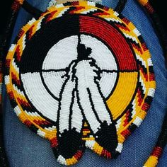 Beads n history Native Beading Patterns, Beadwork Designs, Bead Loom Patterns, Jewelry Patterns, Bracelet Patterns, Indian Beadwork, Native Beadwork, Native American Beadwork, Beading Projects