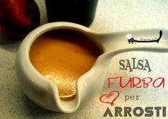 Salsa furba per arrosti bimby International Recipes, Wine Recipes, Family Meals, Pesto, Buffet, Spices, Food And Drink, Yummy Food, Homemade