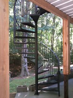 Womack Iron - Spiral Staircase  https://facebook.com/womackiron  770-595-5996