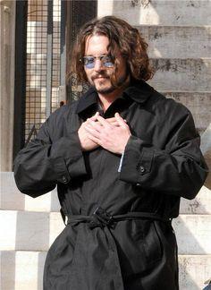 Johnny Depp - The Tourist