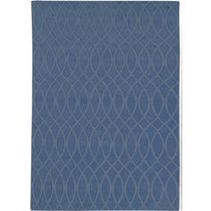 Jaipur Metro Curve Geometric Denim Blue MT04 Rug   http://www.arearugstyles.com/jaipur-metro-curve-geometric-denim-blue-mt04-rug.html