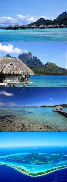 Tahiti, The closest to heaven