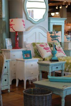 House of Turquoise cottage decor