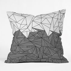 Fimbis Brandy Rays Throw Pillow | DENY Designs Home Accessories
