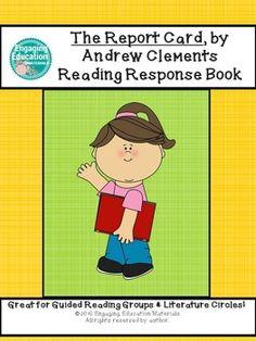 cae0d3da7432236906f5a4180cd3c4c6 reading response report cards the report card novel study from mcmarie on teachersnotebook com,Rudolph Report Card Meme