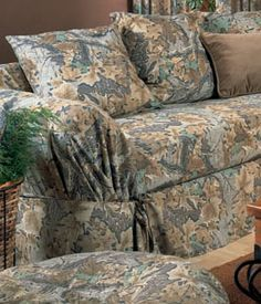 Camo Slipcovers For Sofa | Advantage Camo Couch Covers