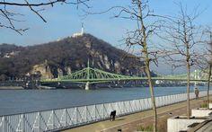 Budapest,Gellért hegy