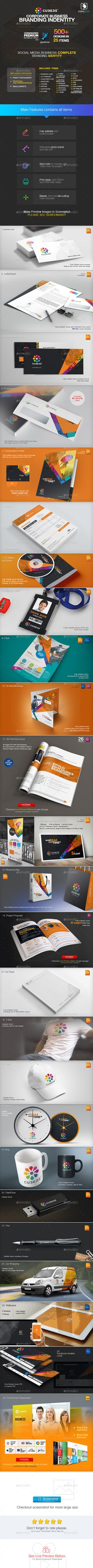 36 Page Full Proposal Package A4