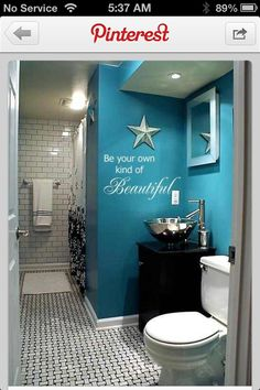 Girls bathroom idea for the new house - can we jack-n-Jill it? One on each end of the family room for the boy and girls...
