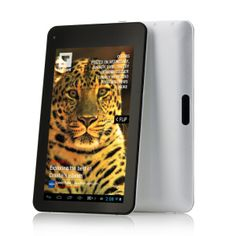 7 Inch Tablet Screen Resolution Android Dual Core Processor RAM 7 Inch Android Tablet with Dual Core CPU, of RAM and of internal memory. Pc Android, Latest Android, Tablet Phone, Smartphone, Mobile Computing, Gadgets Online, New Tablets, Gadget Shop, Tech Gadgets