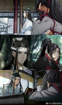 Ja perceberam que o Wei WuXian ta sempre observando o Lan Zhan? Dark Anime Guys, Real Anime, Manhwa, Manga Anime, Anime Art, Handsome Anime Guys, Matou, The Grandmaster, Shounen Ai