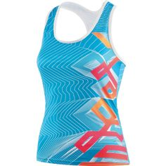 Louis Garneau Silhouette Tank Top (For Women) at Sierra. Women's Cycling Jersey, Bike Store, M Color, Athletic Tank Tops, Silhouette, Celebrities, Shopping, Image Link, Note