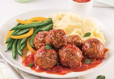 Meatball Recipes, Meat Recipes, Cooking Recipes, Yummy Recipes, Confort Food, Jewish Recipes, Main Dishes, Clean Eating, Food Porn