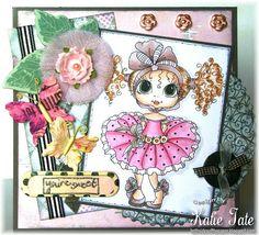Card from Katie - Sherri Baldy Image Card