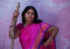 Kerry B. Collison Asia News: The Gulabi Gang fights vigorously – and sometimes ...