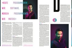 Indie Bio for Wired Germany - Winni Wintermeyer Photography