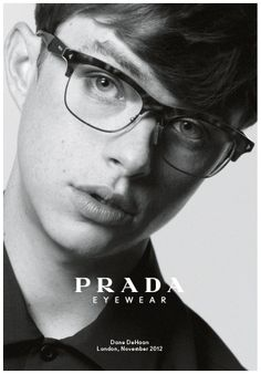 Dane Dehaan for Prada s/s '13