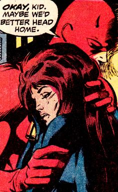 DAREDEVIL #90 (August 1972) Art by Gene Colan (pencils) & Tom Palmer (inks) Words by Gerry Conway