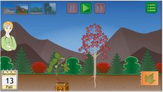Green Up is a simulation program for the iPhone an iPad that allows students to use what they've learned about seeds and plants and apply them to real world situations.  It is 1.99 but might be worth the purchase, especially if it's on the VPP purchase plan.