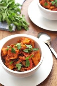 Slow Cooker Sweet Potato & Black Bean Goulash Recipe