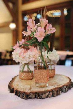 Wedding centerpieces ideas on a budget (59) #budgetweddingcenterpieces