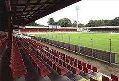 Alkmaarderhout - AZ (Old) Soccer Stadium, Netherlands, Football, Places, The Nederlands, Soccer, The Netherlands, Futbol, American Football
