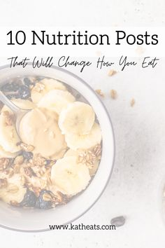 10 Nutrition Posts That Will Change How You Eat . Today I'm sharing my top 10 best nutrition posts on various topics to give you tips and resources on eating well! Eating Alone, Eating Well, Natural Medicine For Anxiety, Raw Vegetables, Intuitive Eating, Healthy Nutrition, Real Food Recipes, Natural Remedies