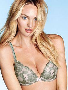 Victoria's Secret: Push-Up Bra